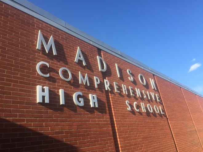Madison Comprehensive High School.