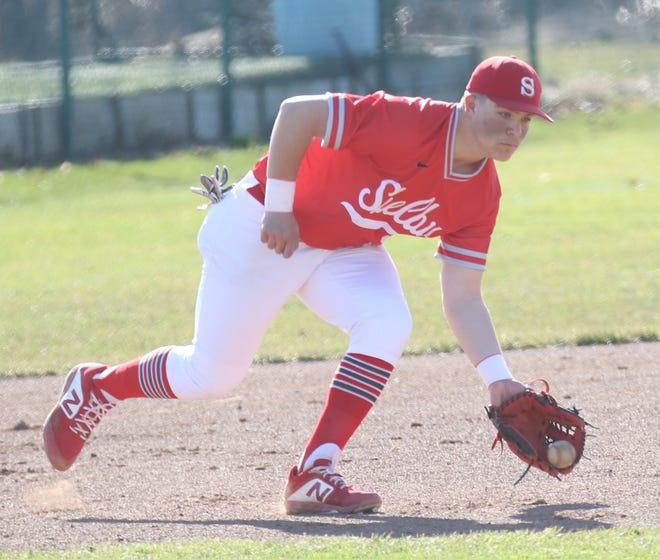 Shelby's Evan Bogner brings back leadership to the Whippets baseball team in 2020.
