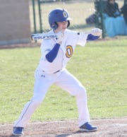 Ontario's Owen Hatfield has been a huge offensive boost for the Warriors out of the No. 9 spot in the batting order. He has the Warriors at No. 4 in this week's power poll.