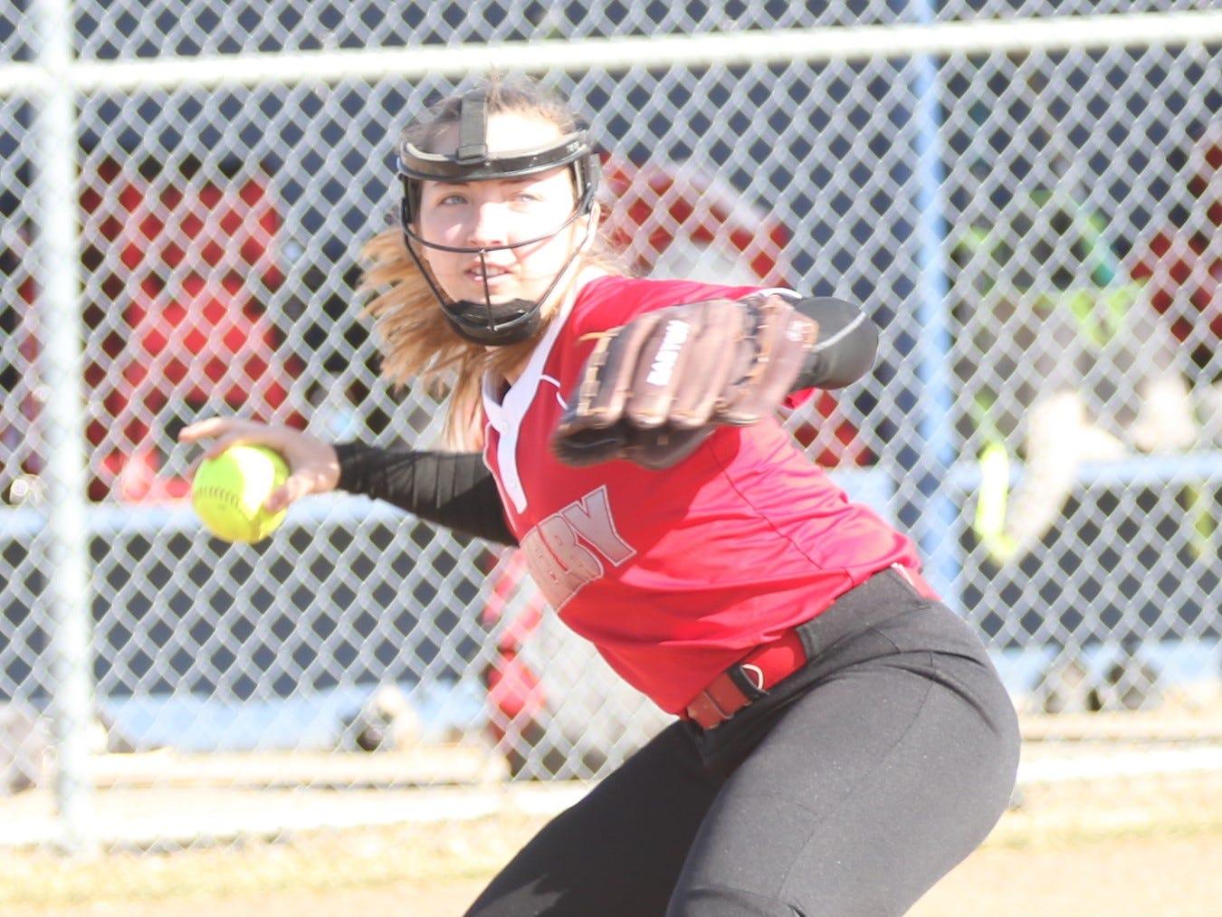 GALLERY: Shelby at Ontario Softball