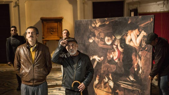 "The Italian Film Festival concludes Friday with ""The Stolen Caravaggio."""