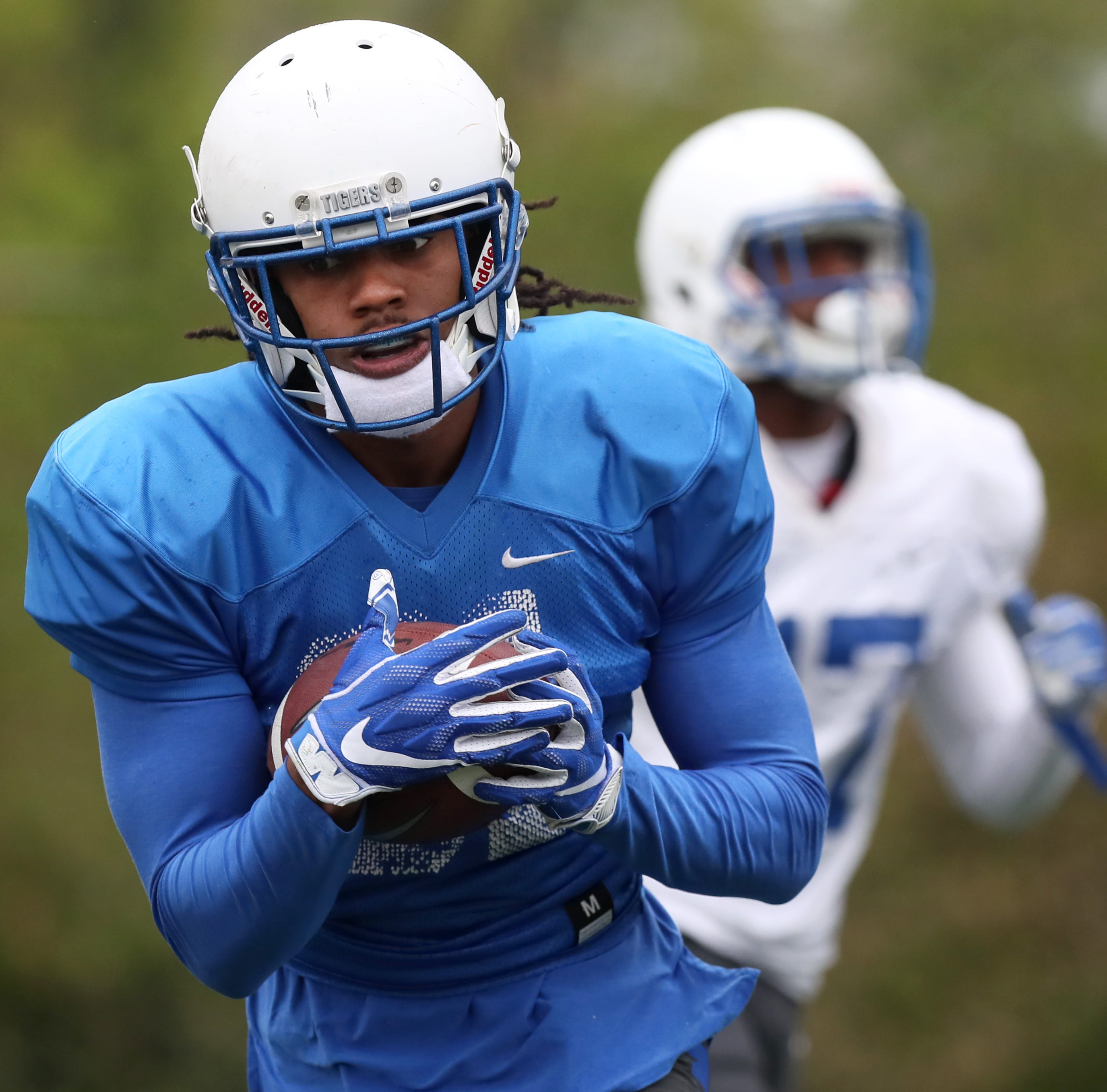 5 Memphis football players who improved their stock in spring practice