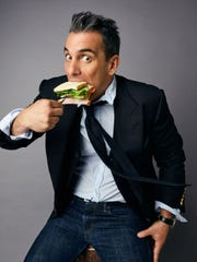 Chew on this: Comedian Sebastian Maniscalco will be at Gold Strike Casino on Friday.