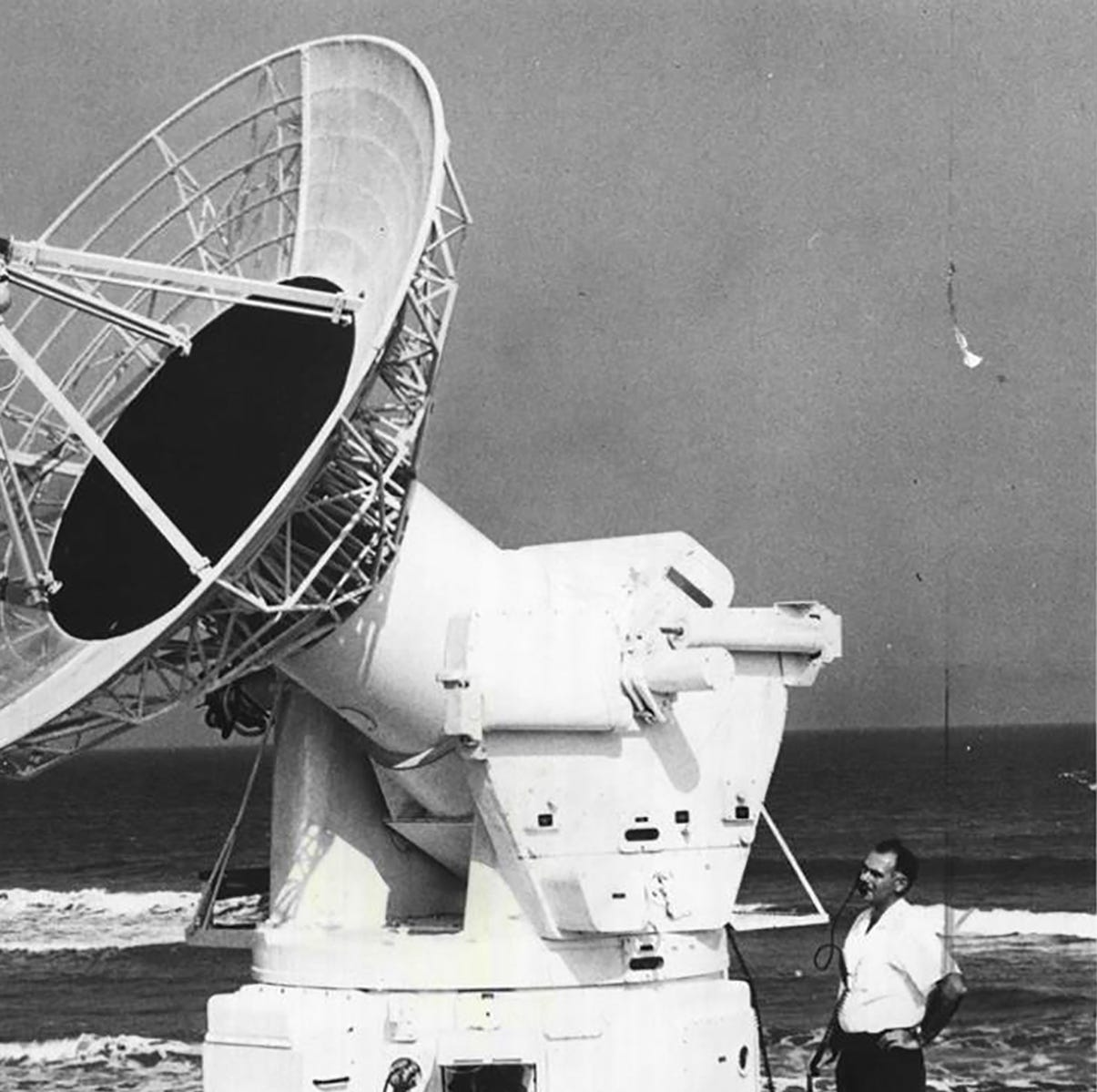 Under the radar: Marco's days as a missile tracking site remembered