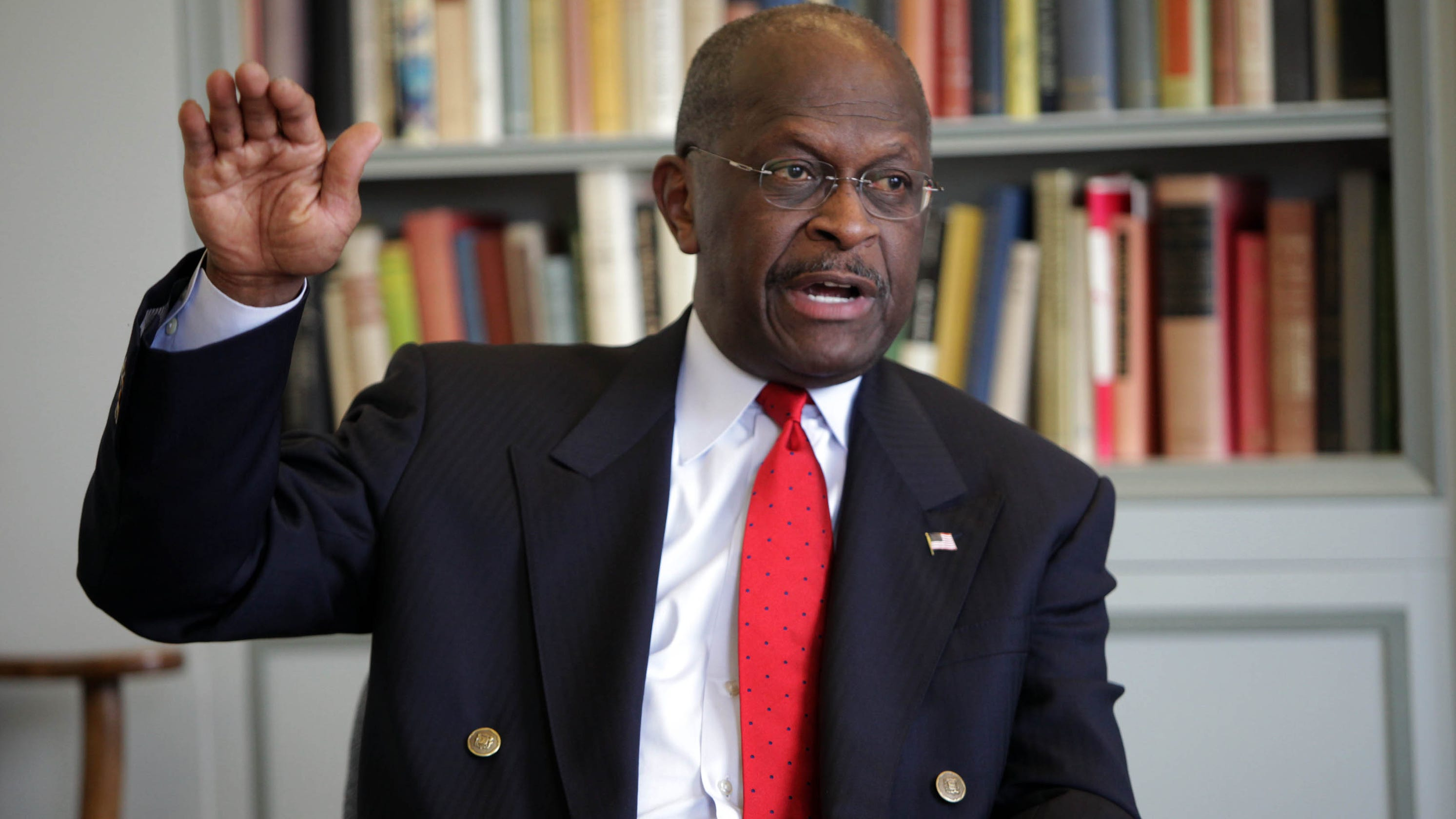 Herman Cain is a possible Fed pick: Remember his Libya viral video?