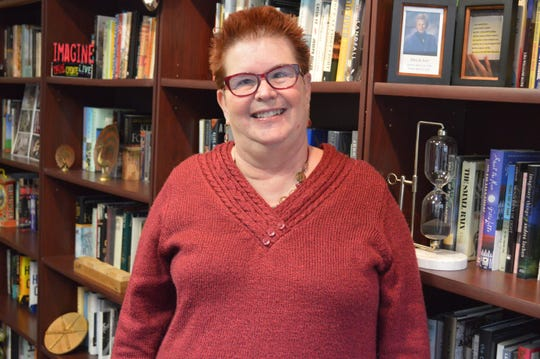 The Me Too Movement inspired Kathie Giorgio, a Waukesha author, to share her sexual assault journey through poetry.