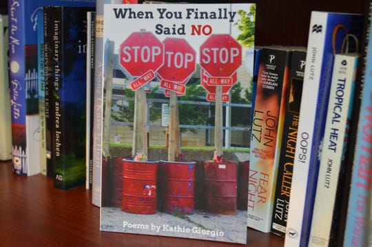"""The official launch for """"When You Finally Said No"""" is at 6:30 p.m. April 6 at Books & Company in Oconomowoc."""