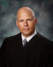 Judge James D. Peterson, U.S. District Court Western District of Wisconsin.