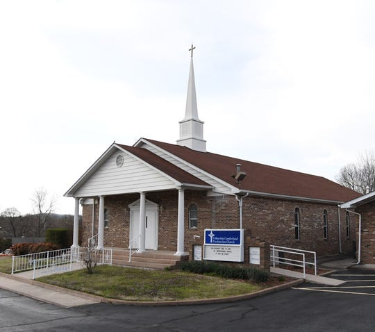 Fellowship Cumberland Presbyterian Church will hold a special service Sunday, April 14, recognizing 50 years as a charted church.
