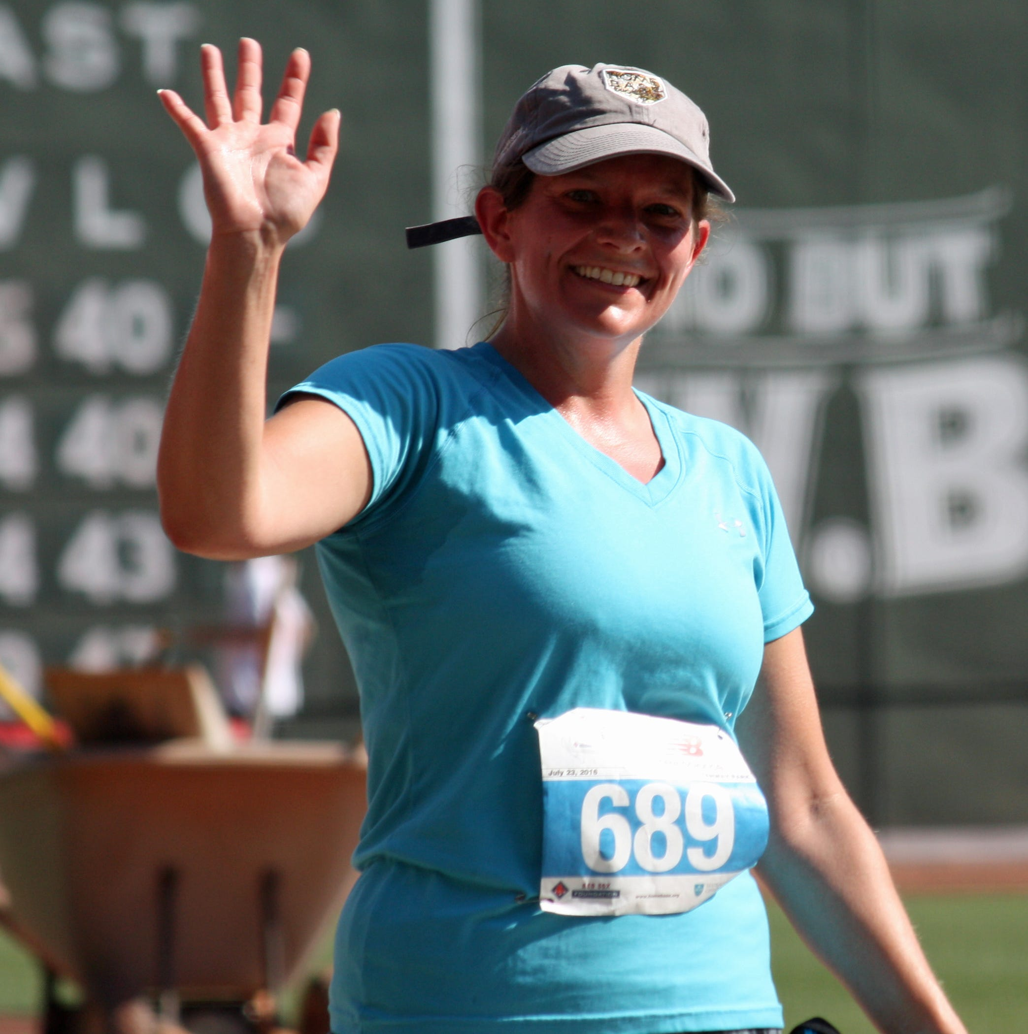 NJ runners say Boston Marathon fundraising is worth going the extra mile