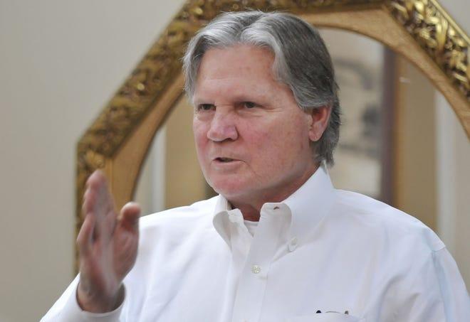 Former Autauga County Probate Judge Al Booth
