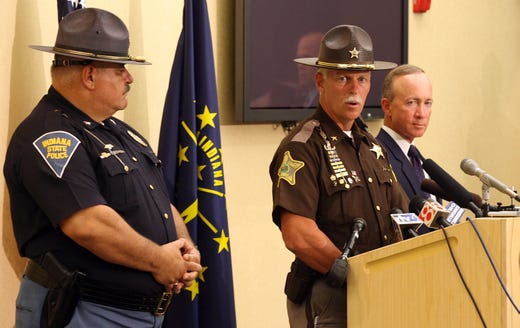 Sheridan Retires From Sheriff's Department, But Manhunts