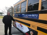 Lebanon city and Maury and Putnam counties are among the school districts to see the pay off from selling school bus ads.