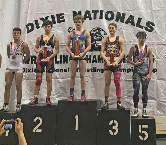 Malachi Bennett Dixie Nationals Champion