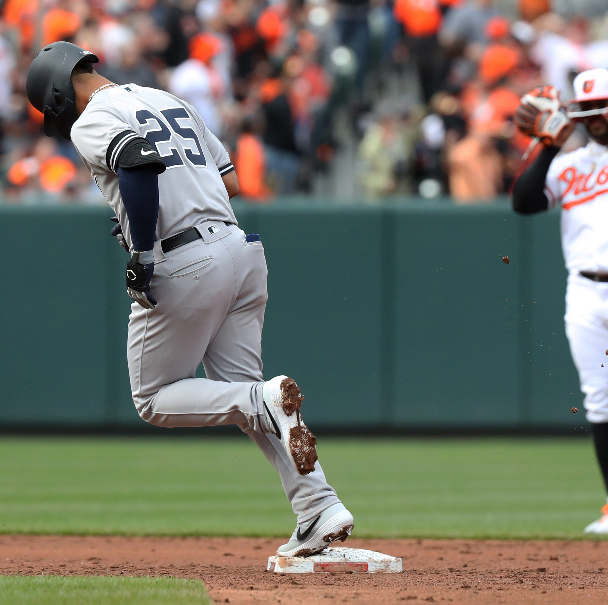 Gleyber Torres' historic day powers Yankees to win over Orioles
