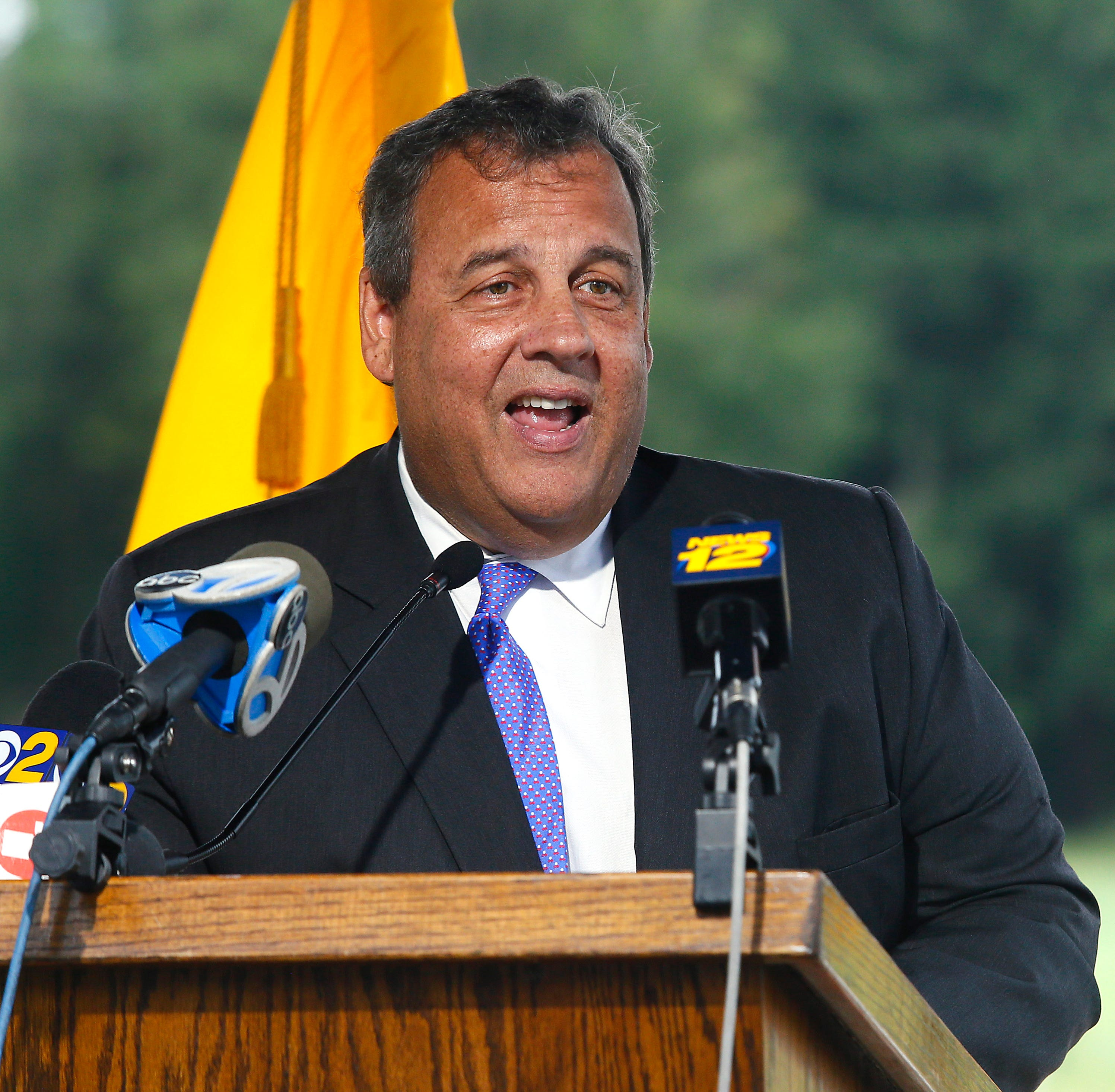 Chris Christie 'could'a been a contender"