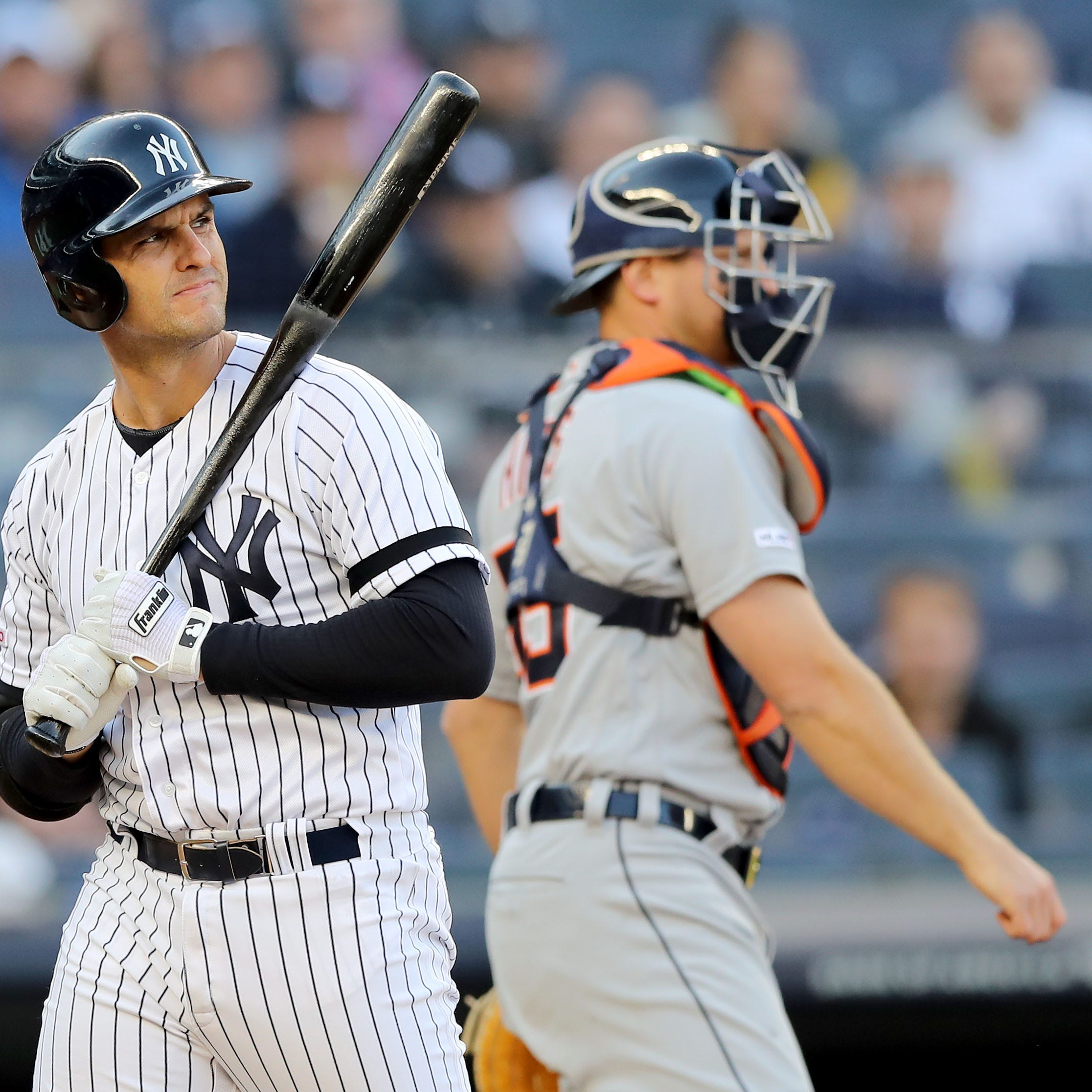 Greg Bird's latest injury casts doubt on his Yankees' future