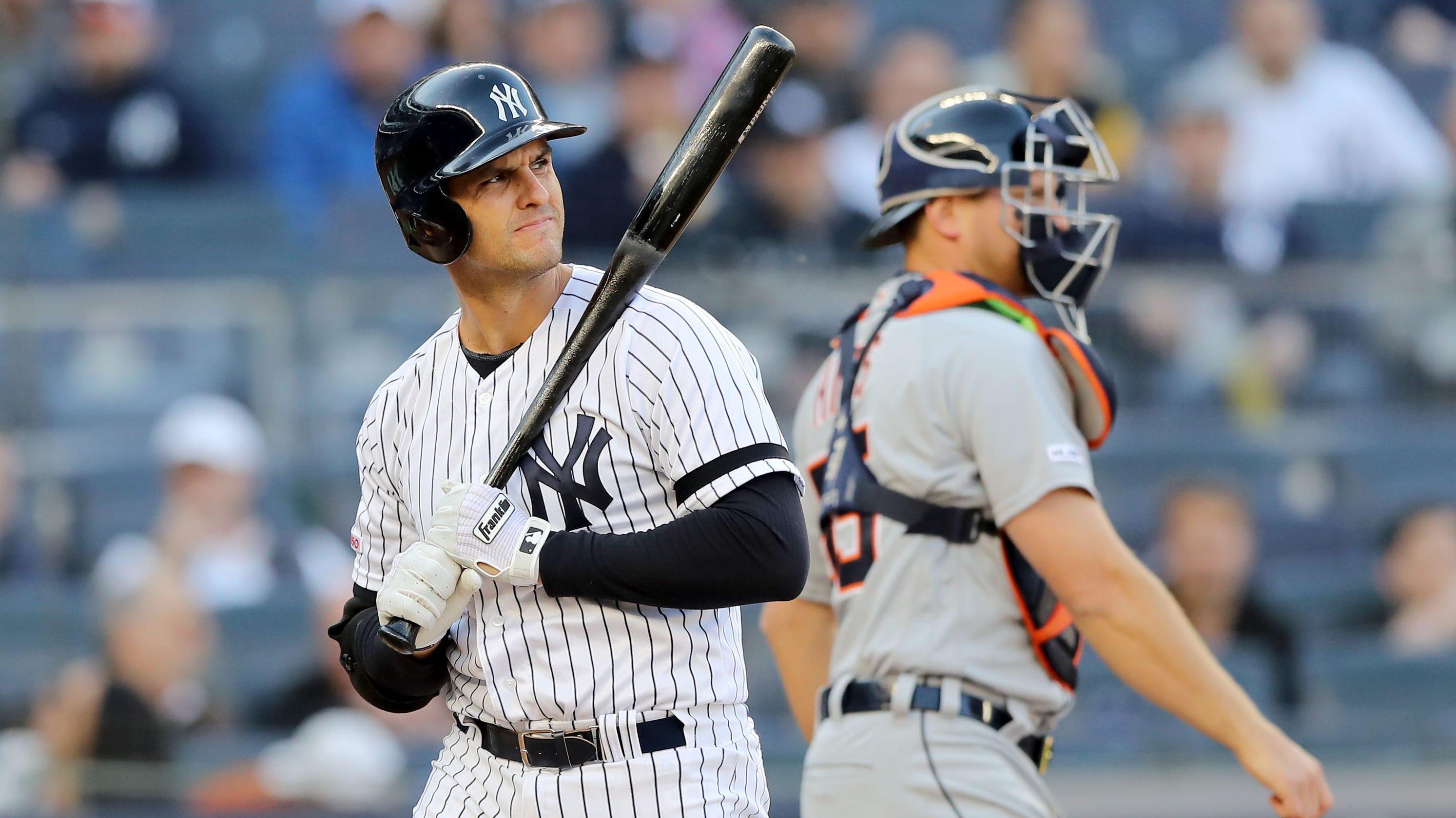 wholesale dealer 0fc97 9ef79 New York Yankees place Greg Bird on injured list
