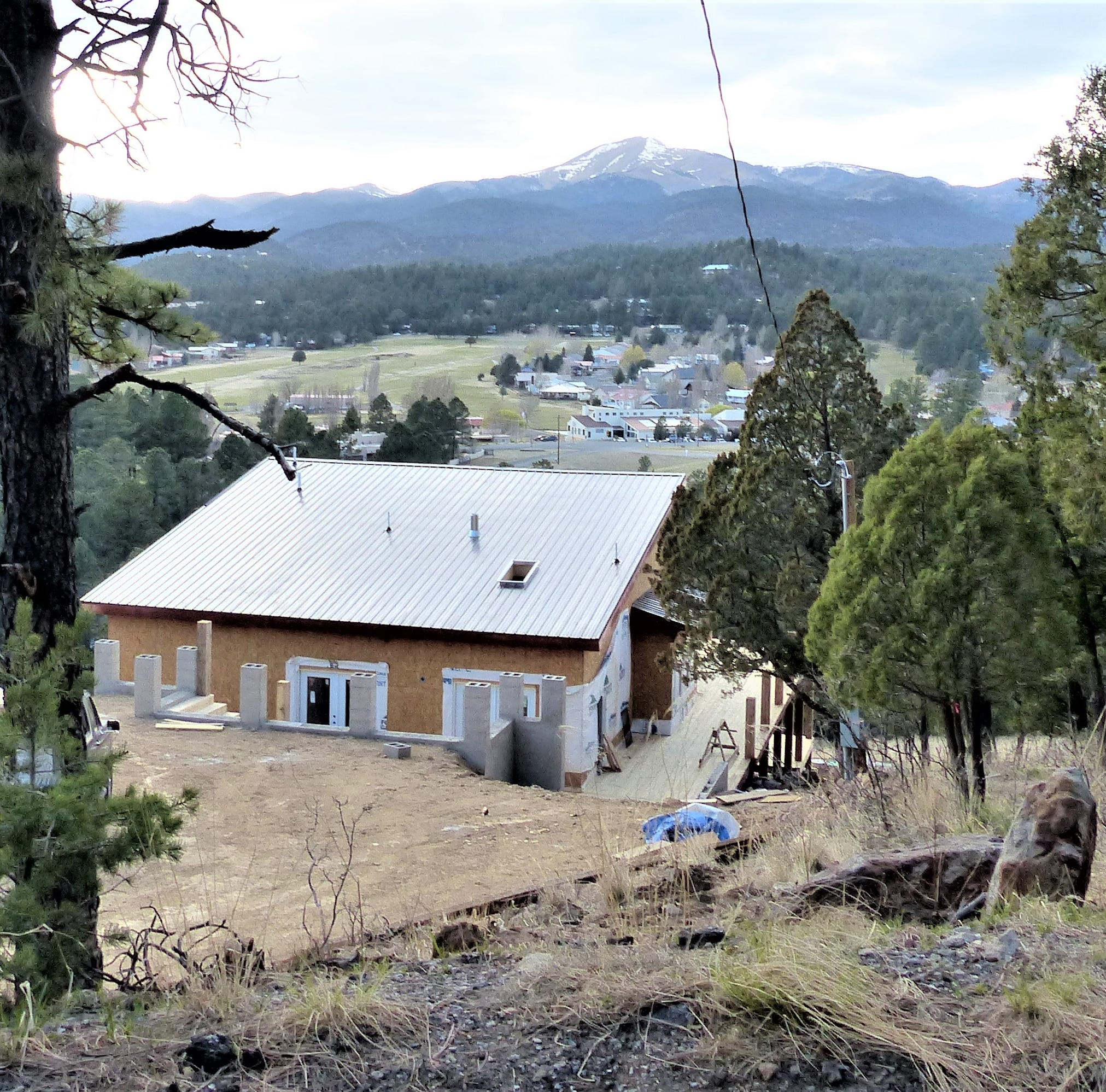 Ruidoso building values in March hit nearly $3 million