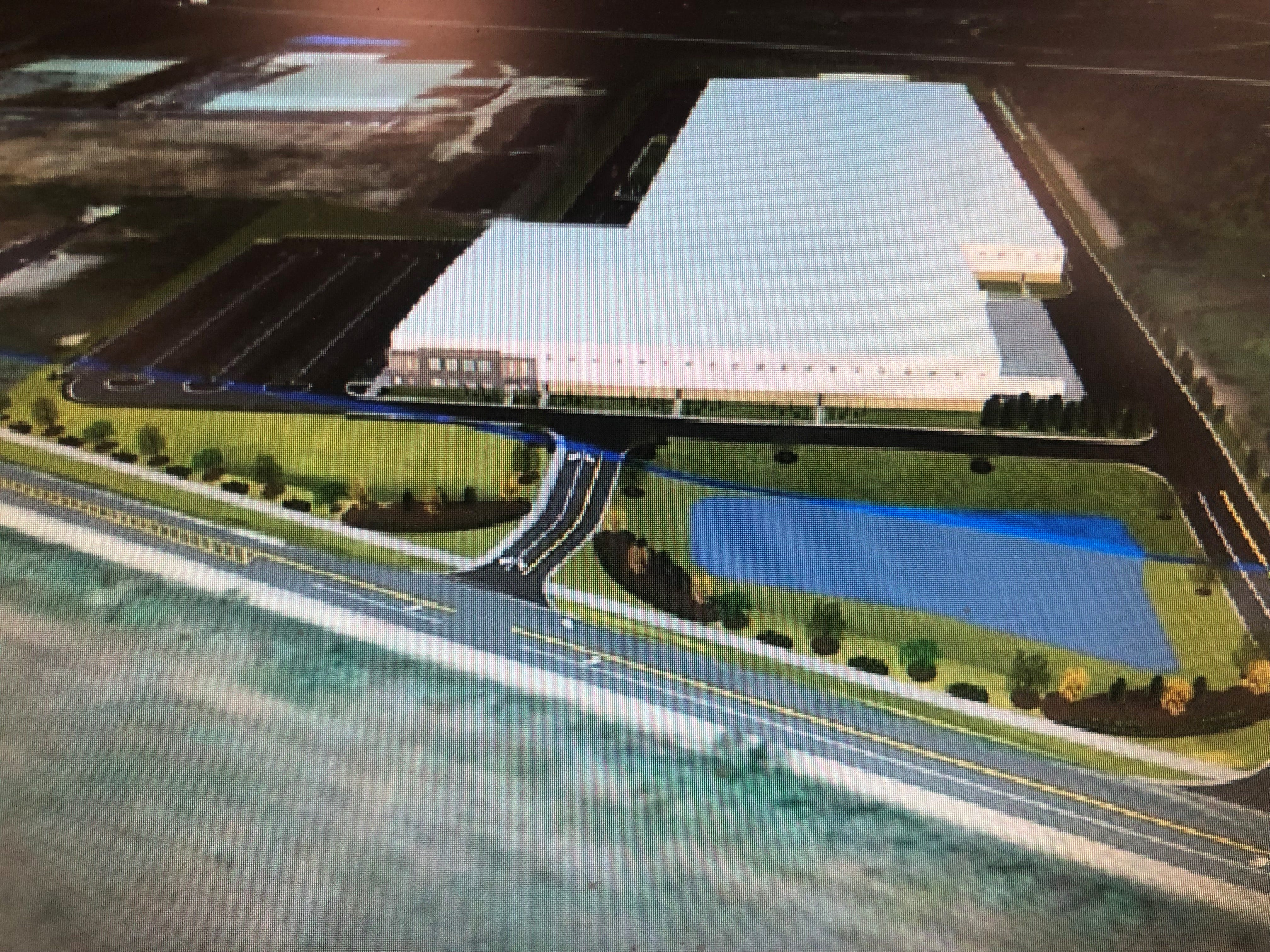 HANS Water and Power plans 500,000-square-foot assembly