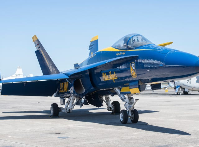 Blue Angels to fly F/A-18 Super Hornet in 2021: How air show will change