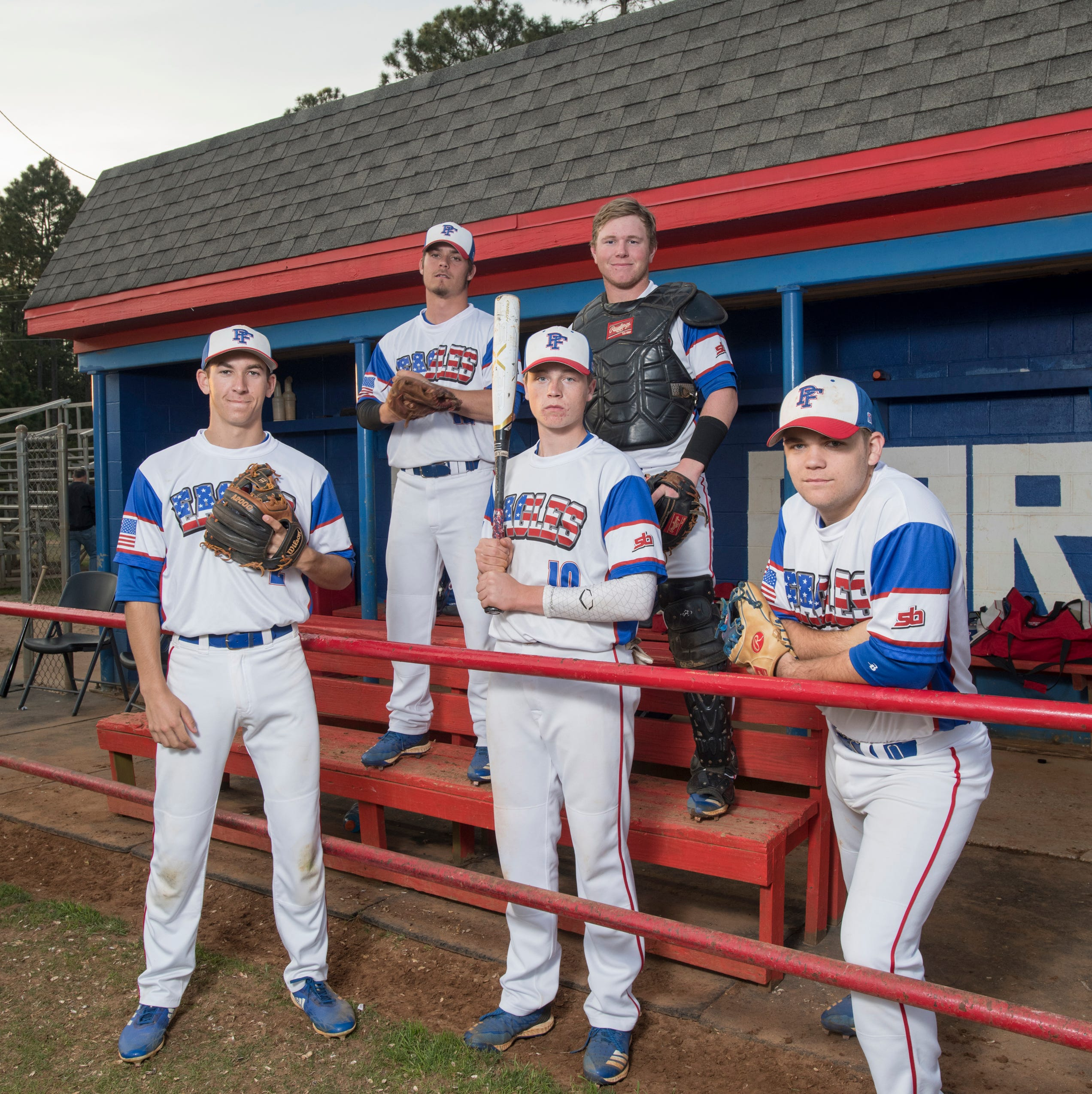 "Pine Forest baseball feels ""right in the mix"" with district favorites Pace, Tate"