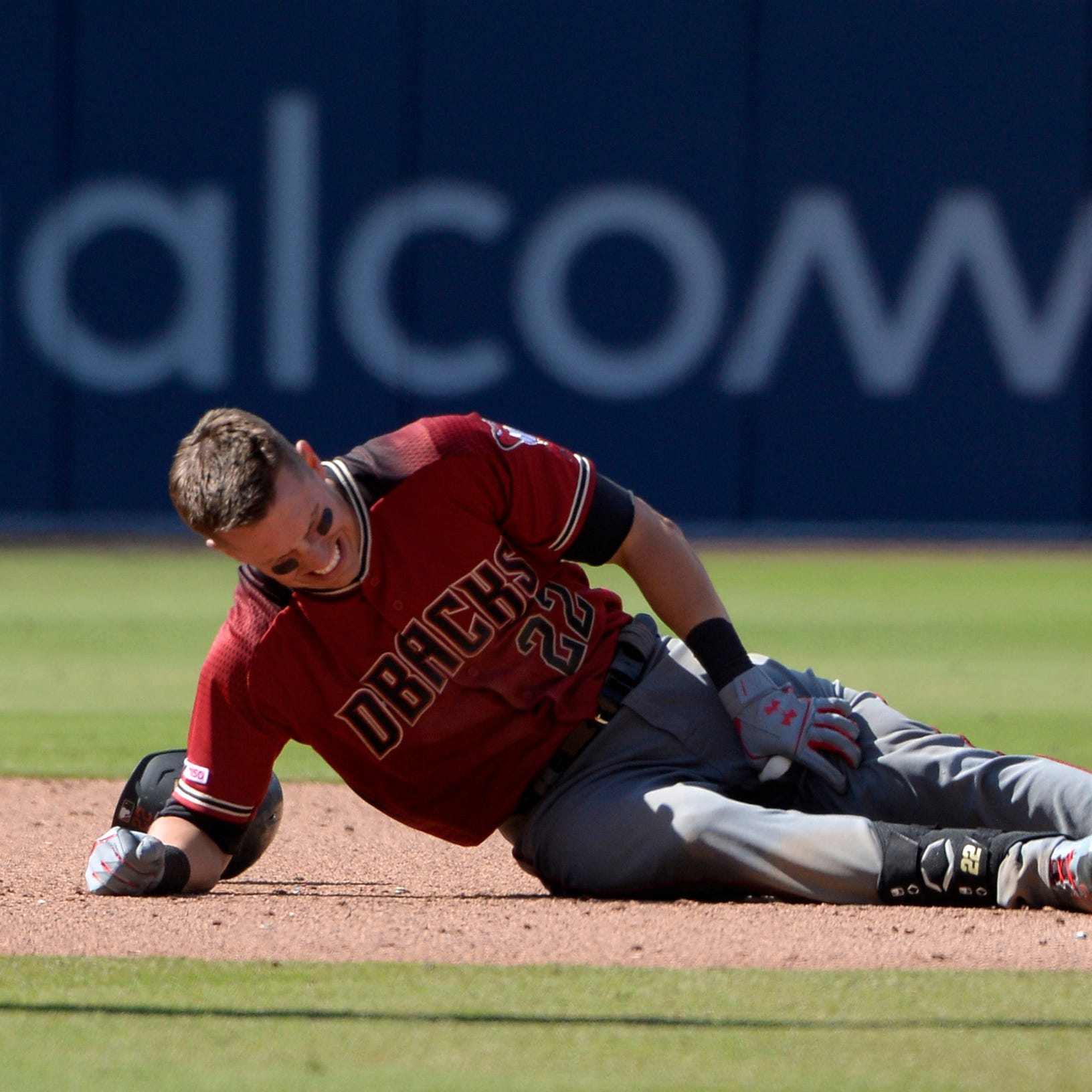 Jake Lamb's injury a final blow on Diamondbacks' opening trip