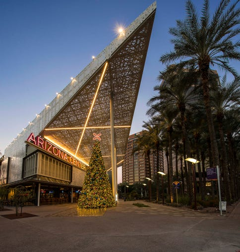 Downtown Phoenix's Arizona Center Gets $25M Makeover