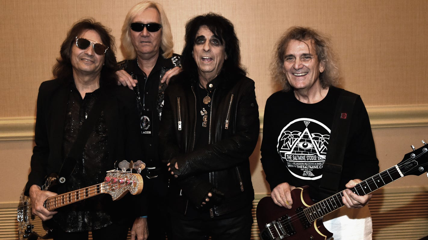 How five friends from Phoenix came to rule the world as Alice Cooper