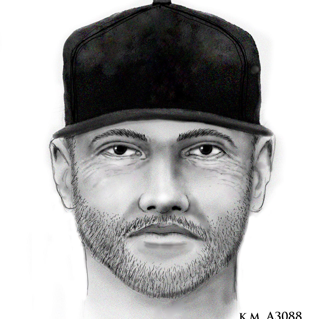 Police release sketch of shooter who killed 10-year-old Phoenix girl in her driveway