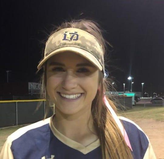 Phoenix Desert Vista pitcher Jackie Traughber