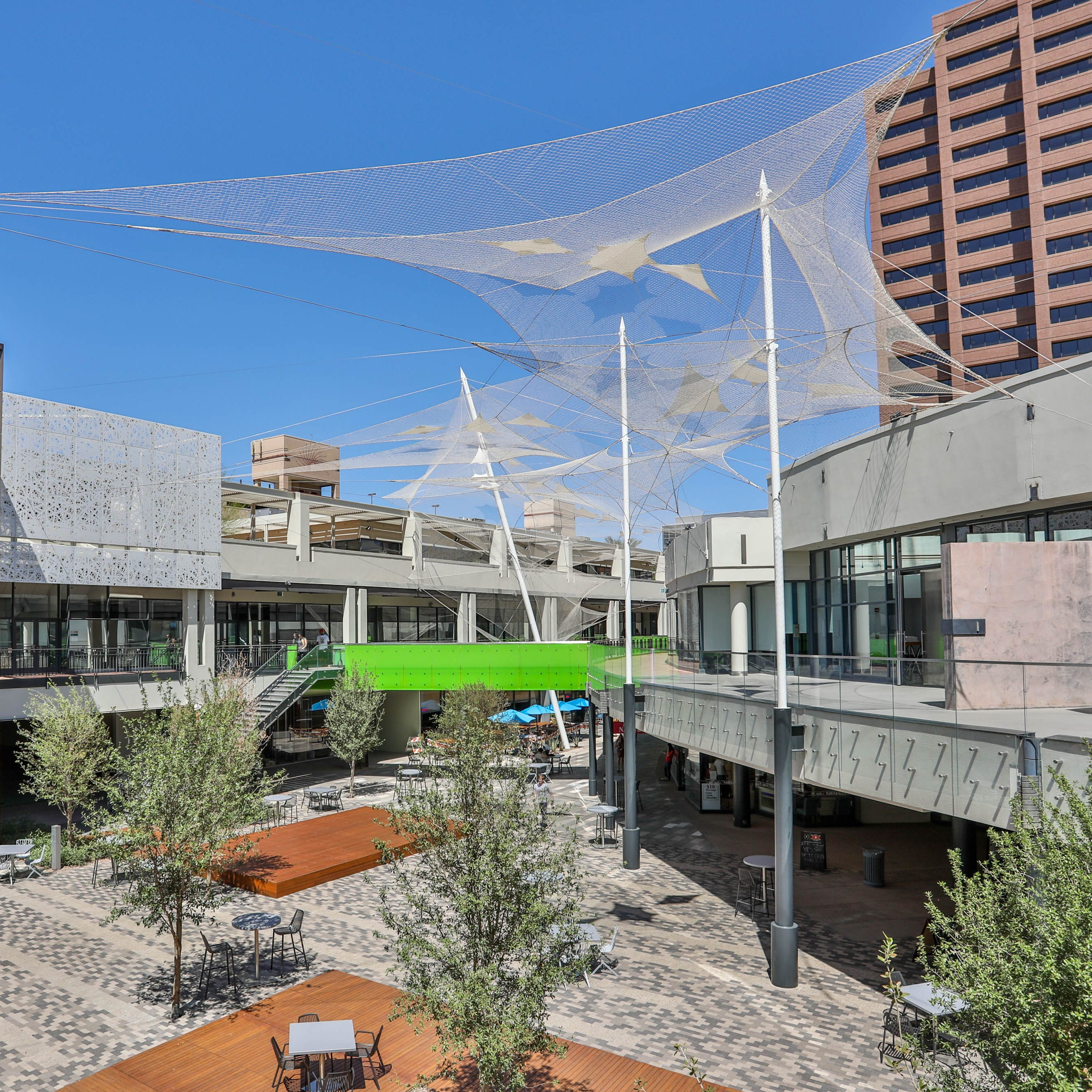 Arizona Center in downtown Phoenix gets $25 million makeover, two new towers