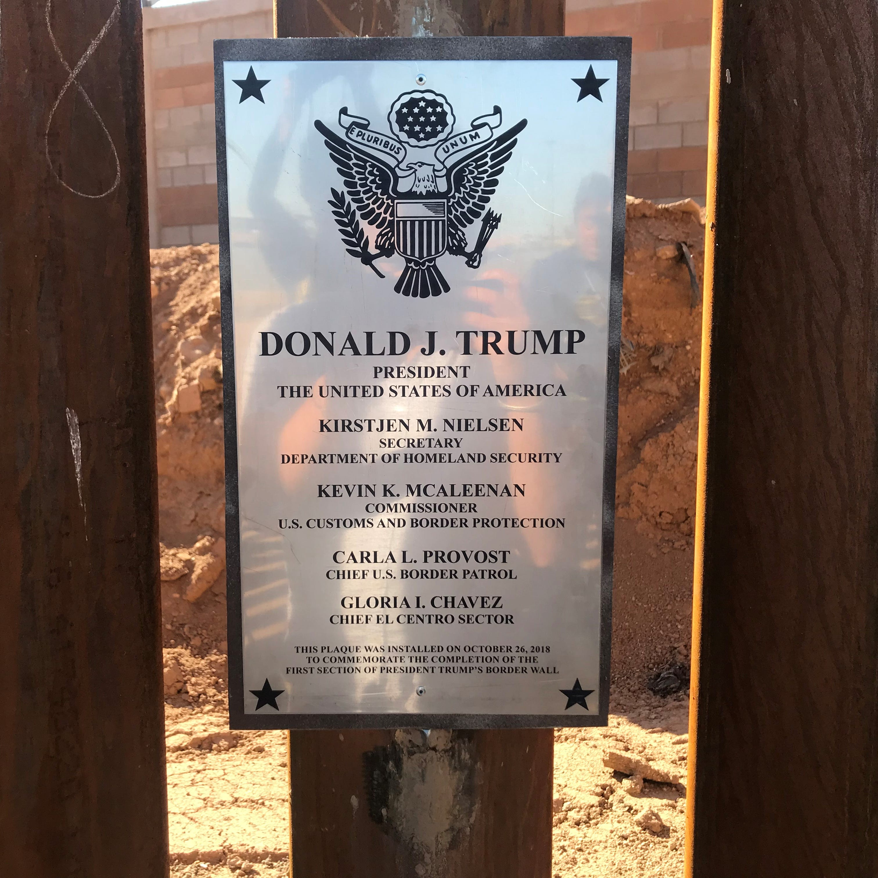 Yes, America needs walls, but the country is not 'full'