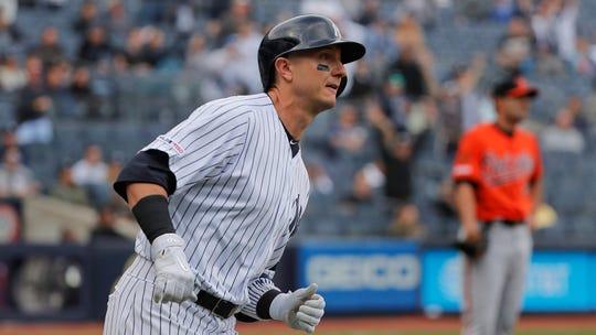 Troy Tulowitzki, jugador de Yankees.