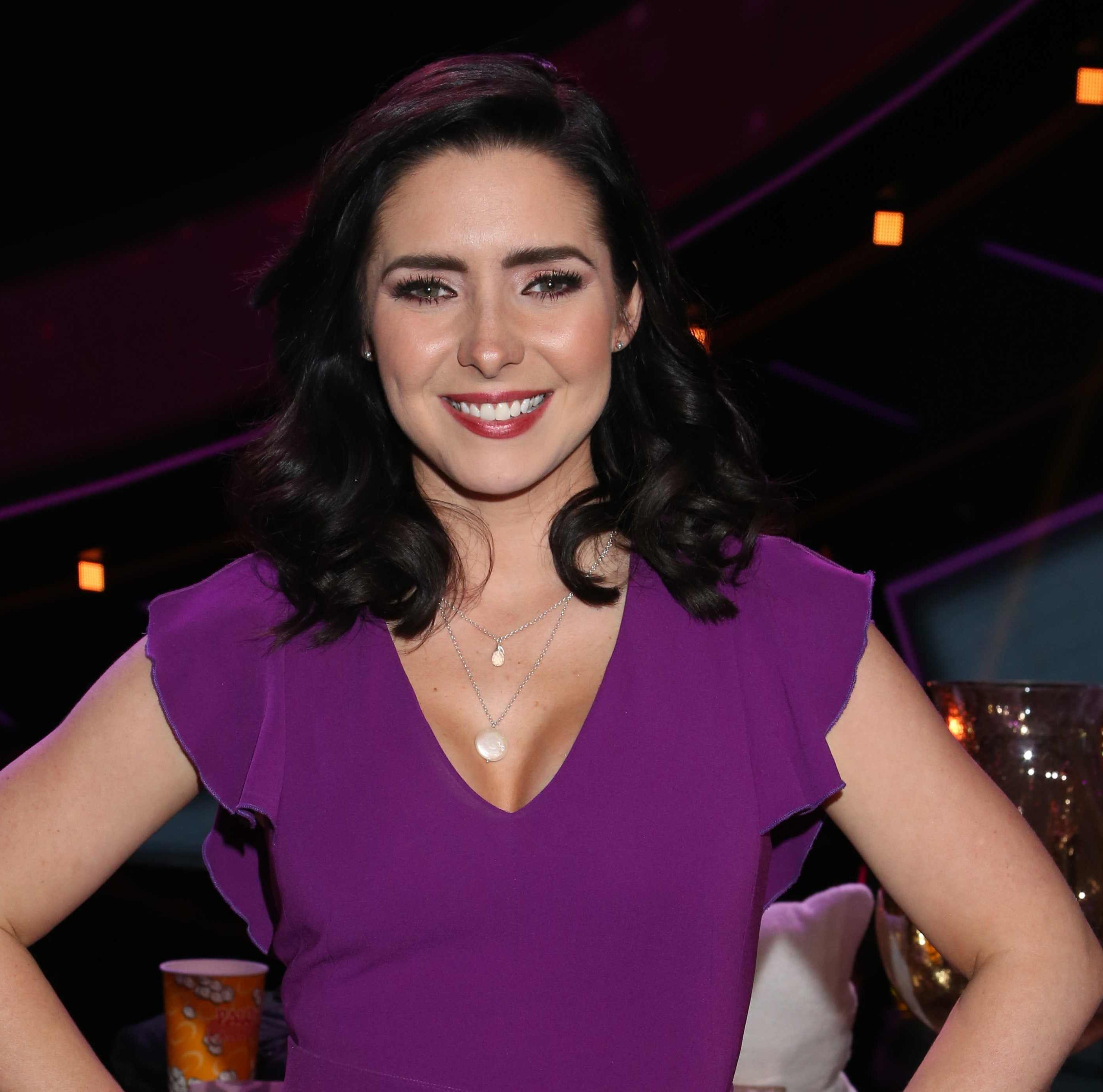 Ariadne Díaz concluye su relación laboral con Televisa