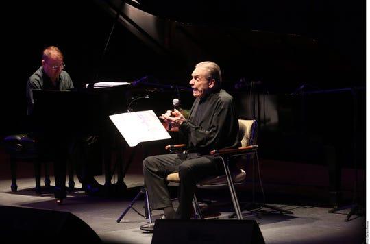 Murió el cantante y poeta argentino Alberto Cortez.