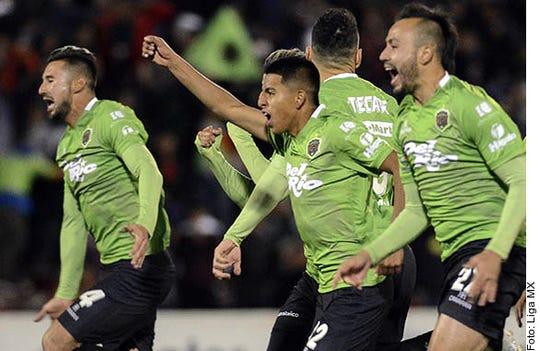 Bravos de Juárez sorprendieron al eliminar a Pumas.