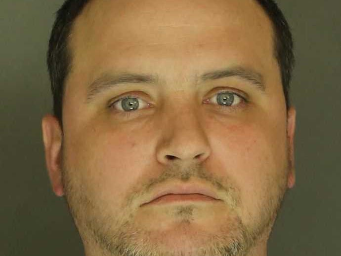 Wayne Watkins, arrested for DUI.