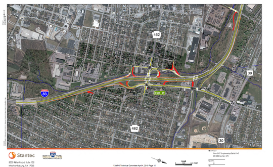 Market Street improvements will be the last phase.