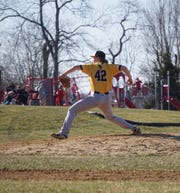 Red Lion senior C.J. Czerwinski is off to a dominant start as a pitcher and hitter this season.