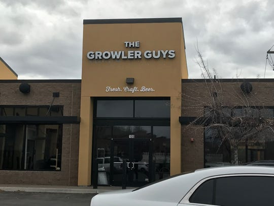 The Growler Guys, a growler fill chain out of the Pacific Northwest, is opening an oupost in South Reno.