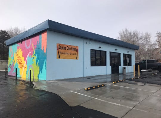 Square One Eatery offers breakfast and lunch from its Valley Road premises in Reno.