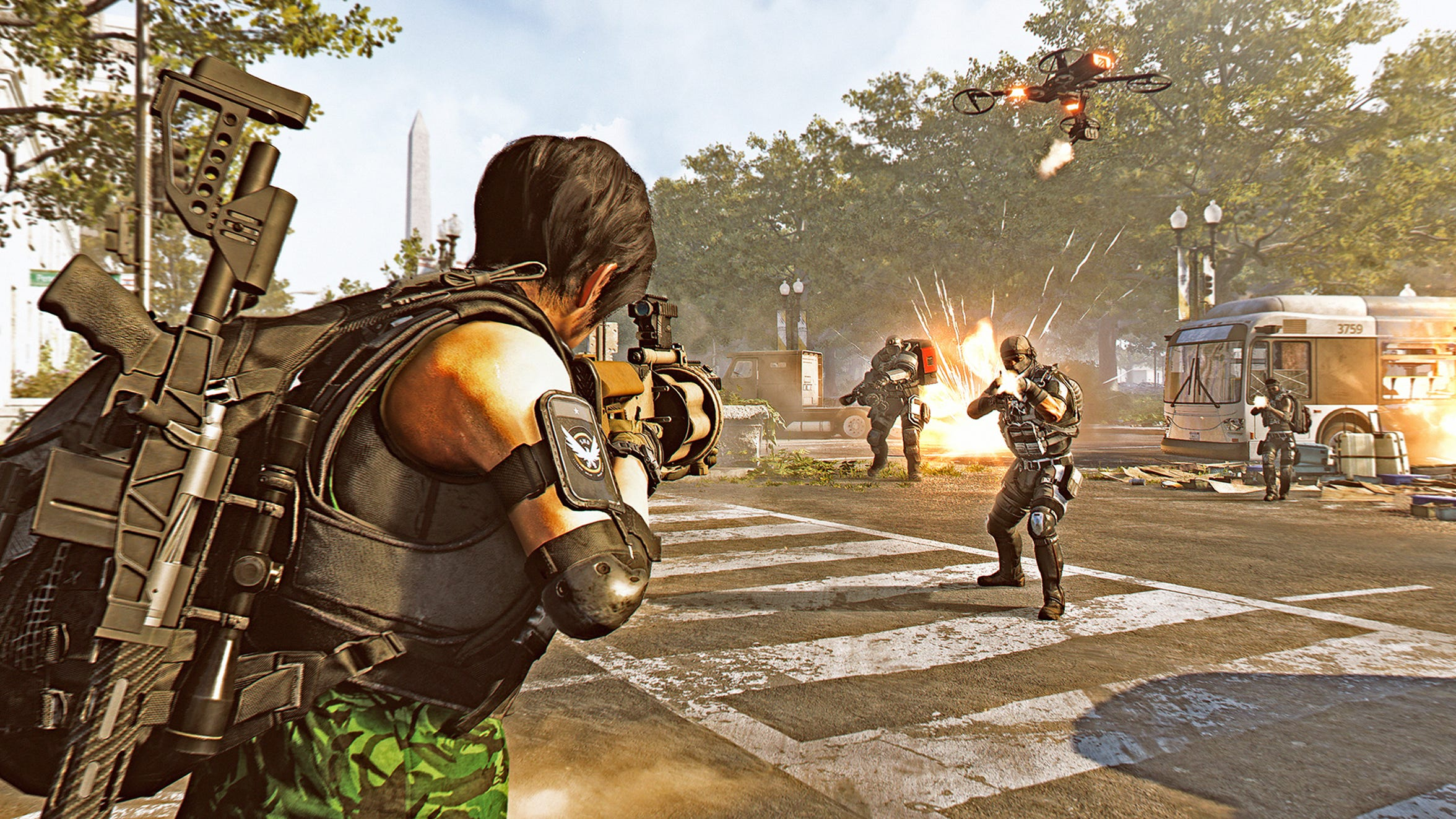 Tom Clancy's The Division 2 review: Draining the swamp | Technobubble