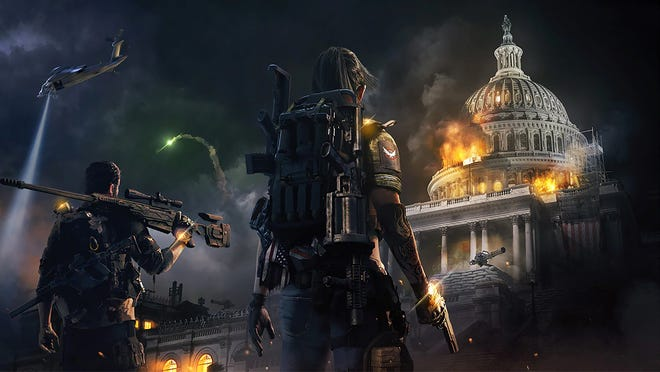The Division 2 for PC, PS4 and Xbox One.