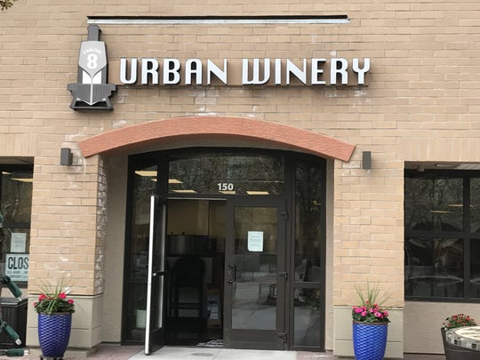 Engine 8 Urban Winery will open off Victorian Plaza Circle in Sparks.