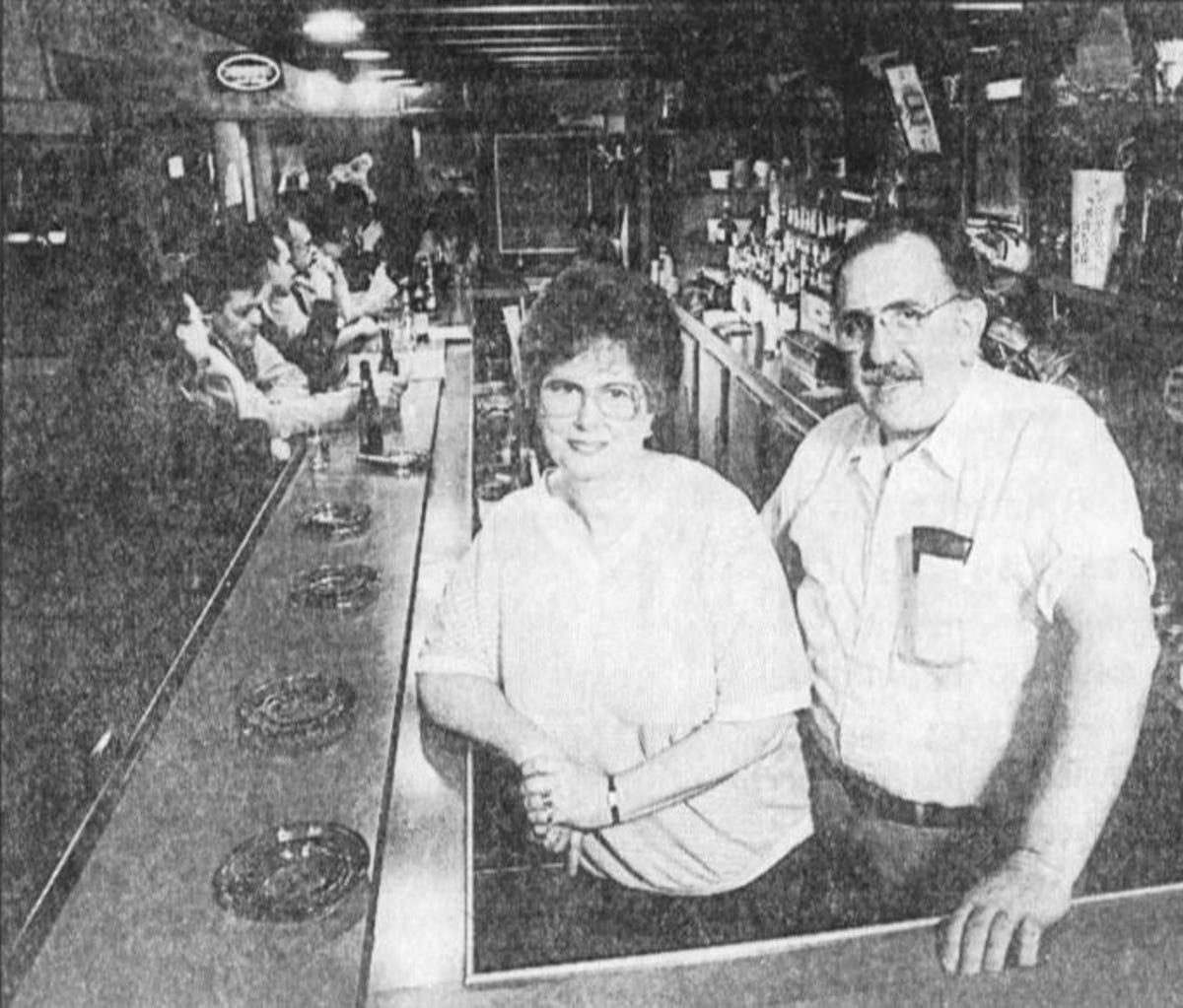 Whatever Happened to     Pillars restaurant and bar?