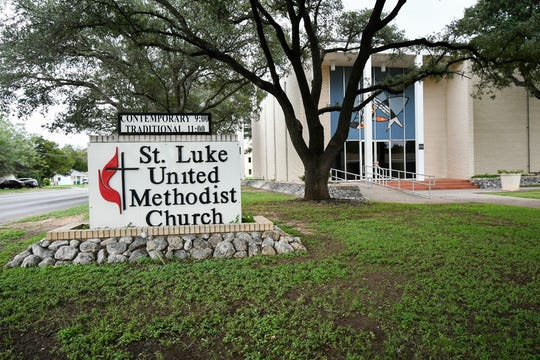 St. Luke United Methodist Church, 2781 W. Ave. N