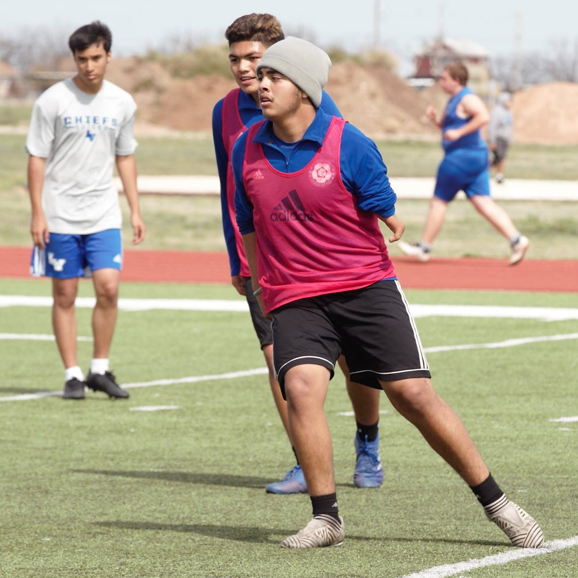 San Angelo Lake View soccer player De La Torre overcomes disability, excels on field