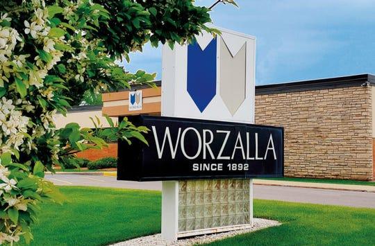 Worzalla in Stevens Point