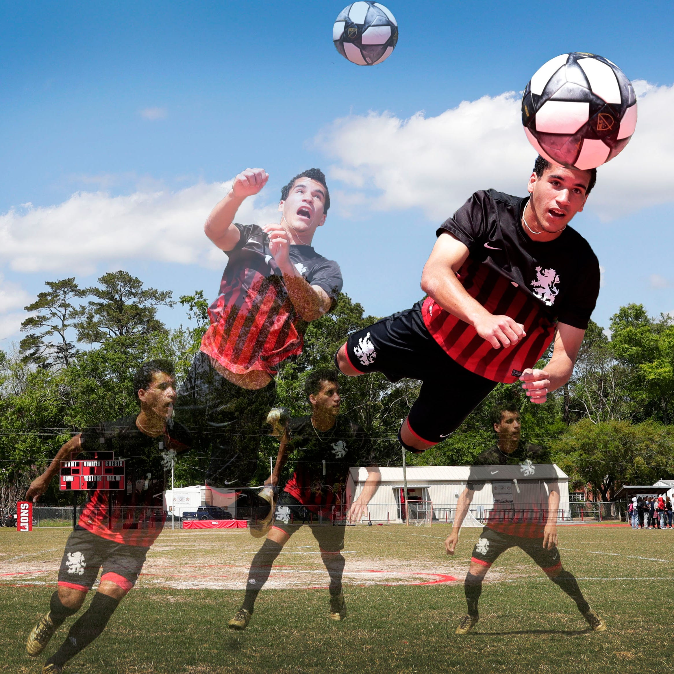 All-Big Bend boys soccer: Leon's Sy Fontenot flies away to Player of the Year